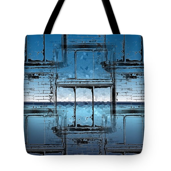 The Looking Glass Reprised Tote Bag by Tim Allen