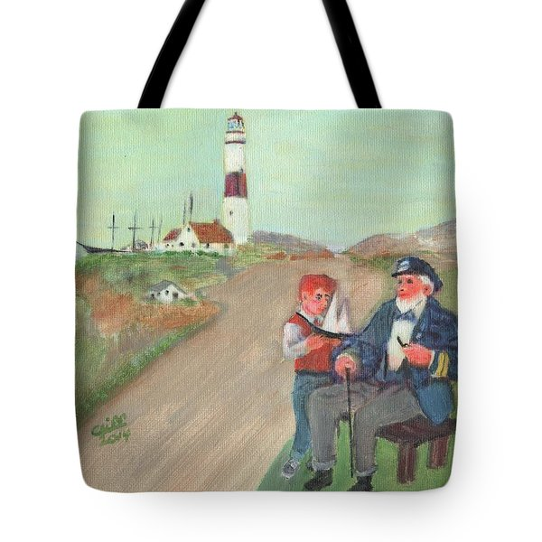 The Lore Of The Sea Tote Bag