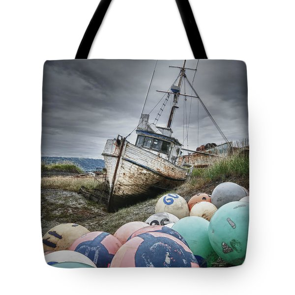 The Lost Fleet Grounded Tote Bag