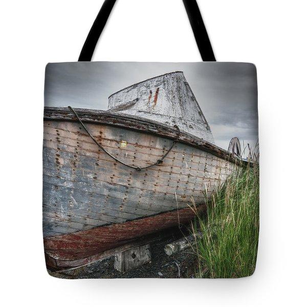 The Lost Fleet Low Tide Tote Bag