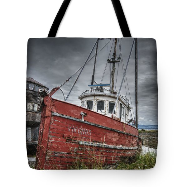 The Lost Fleet Standing Tall Tote Bag