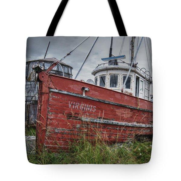 The Lost Fleet Virginis Tote Bag