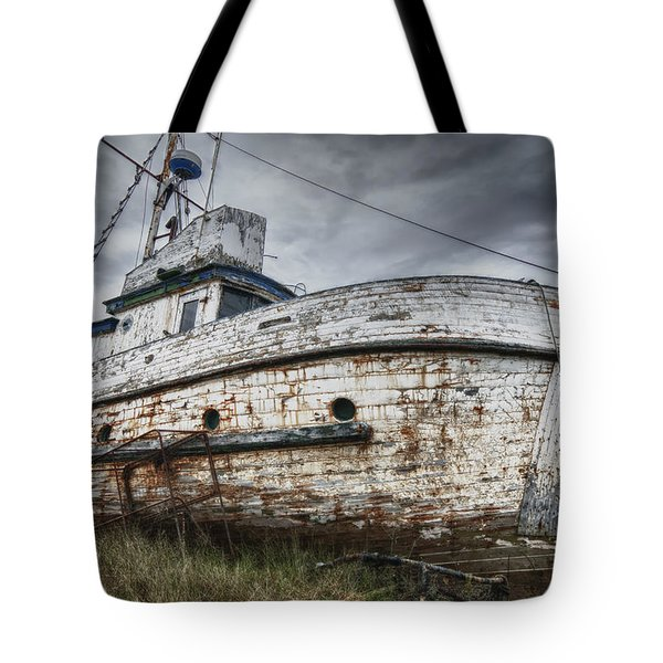 The Lost Fleet Weathering The Storm Tote Bag