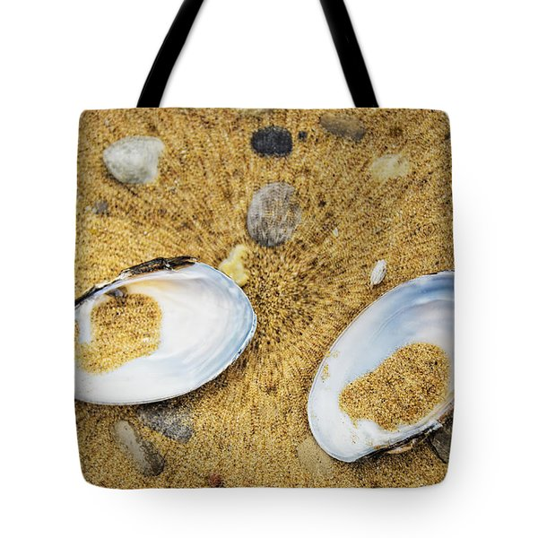 The Lost Freshwater Pearl Michigan Tote Bag