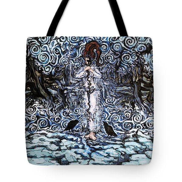 The Lost One Tote Bag