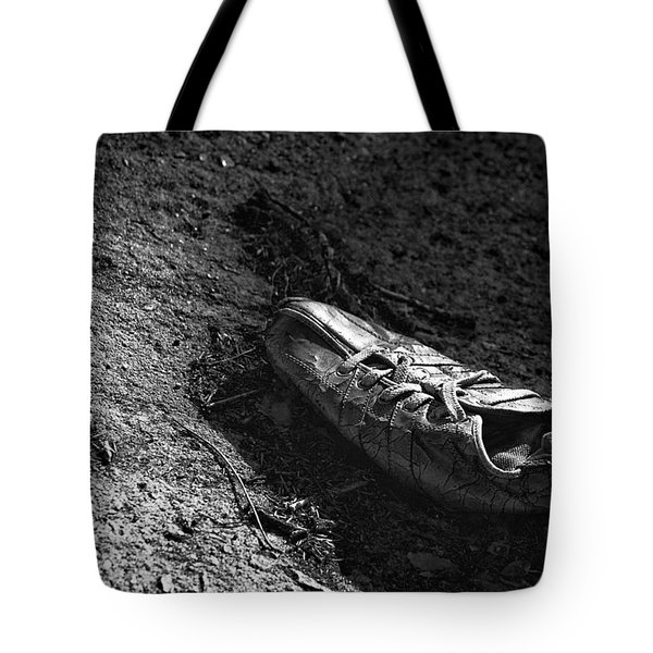 The Lost Shoe Tote Bag by Jason Politte