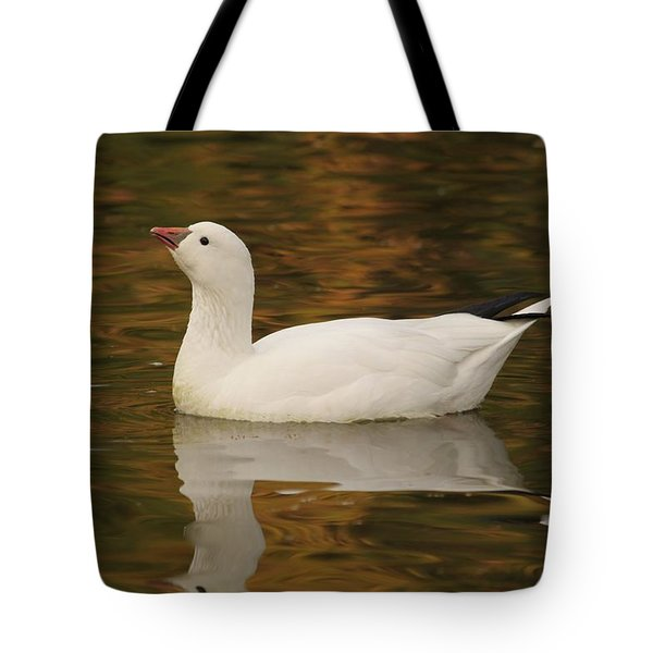 The Lovely Snow Tote Bag