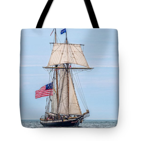 The Lynx Tote Bag by Dale Kincaid