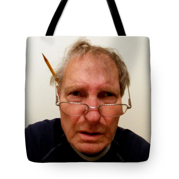 The Mad Photo Editor Tote Bag by Skip Willits