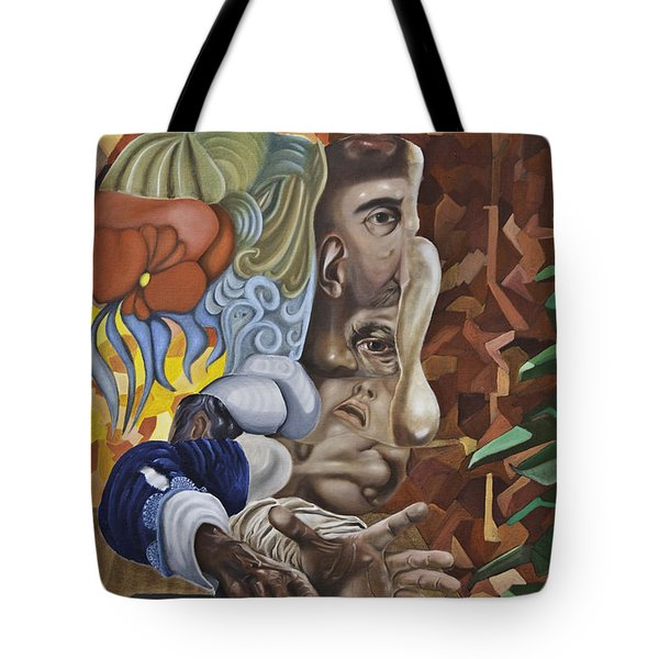 The Mad Sculptor Tote Bag
