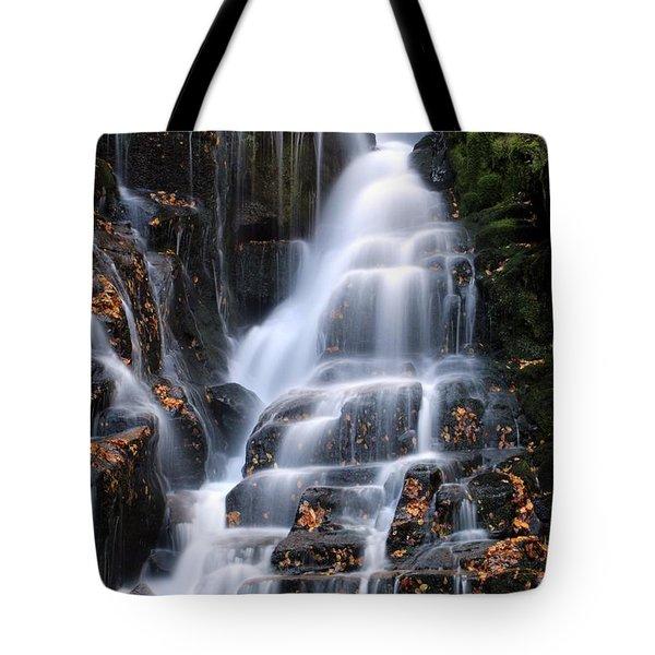 The Magic Of Waterfalls Tote Bag
