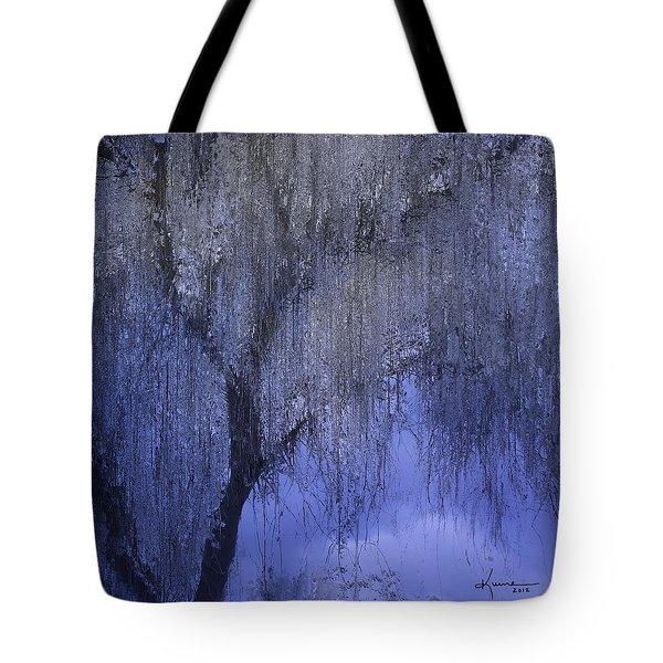 The Magic Tree Tote Bag by Kume Bryant