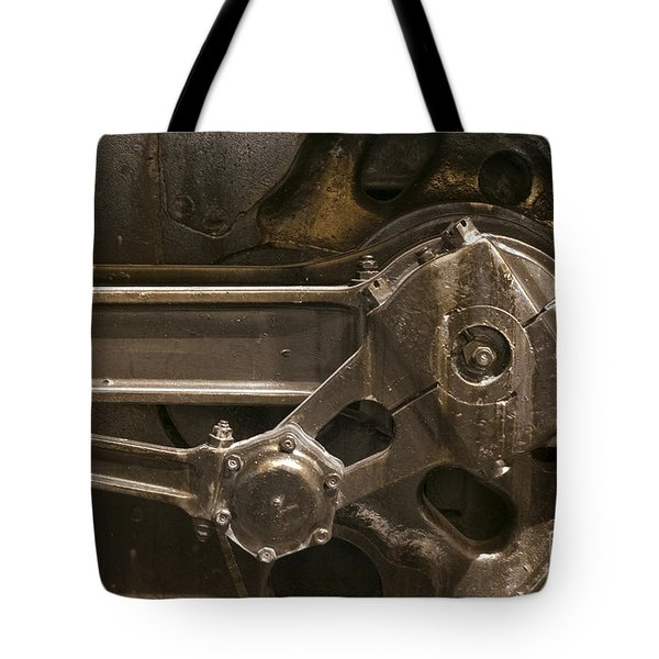 The Main Drive Rod Tote Bag