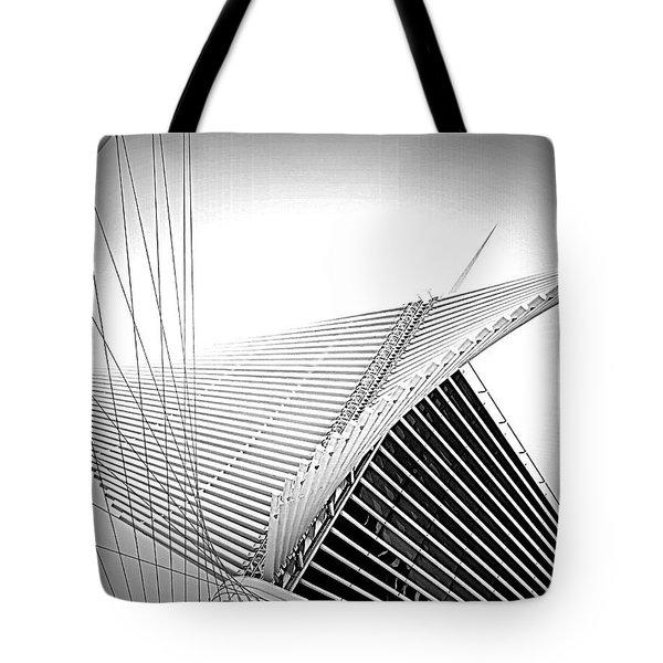 The Mam Milwaukee Art Museum Tote Bag