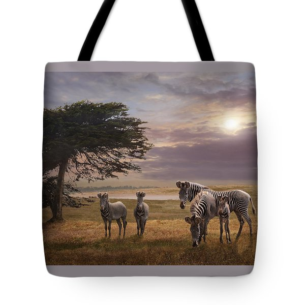 The Mane Event Tote Bag by Melinda Hughes-Berland