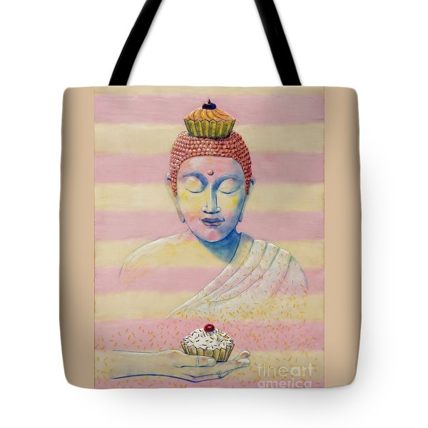 The Manifestation Of Cupcakes Tote Bag