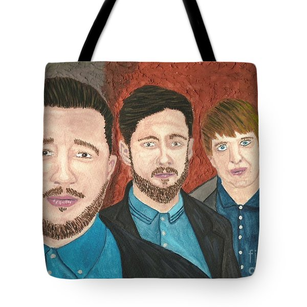 The Mantells Tote Bag