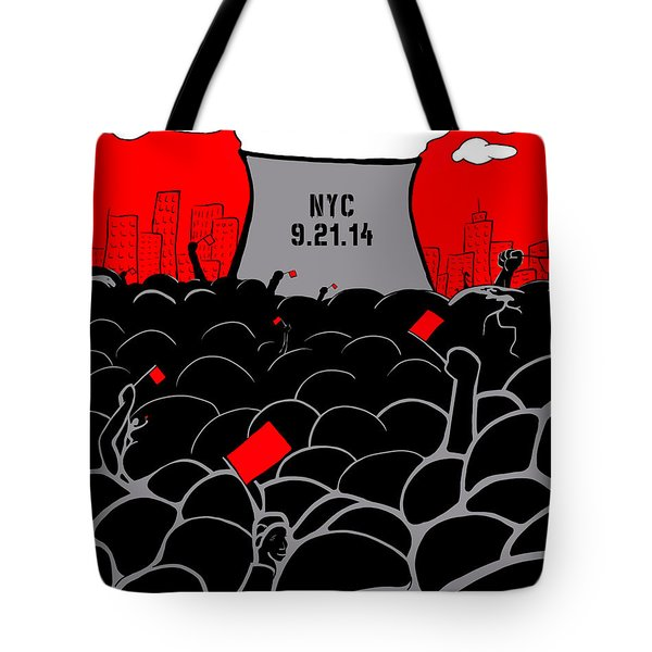 The March Tote Bag