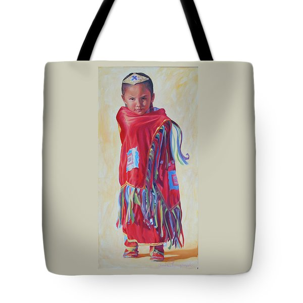 The March Of Red Butterfly Tote Bag