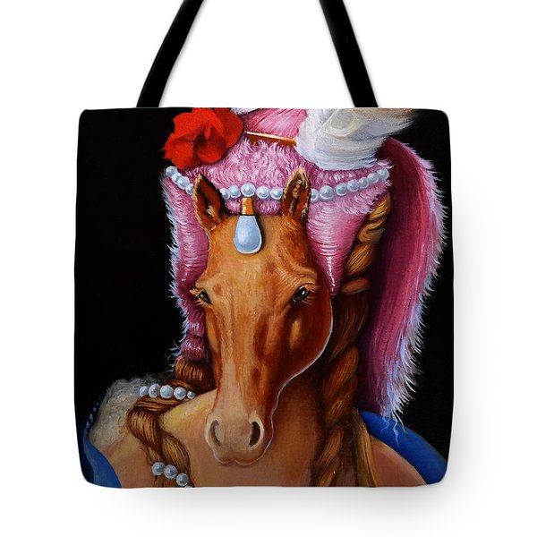 The Mare As Queen Tote Bag