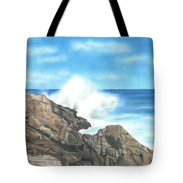 The Marginal Way Tote Bag by Troy Levesque