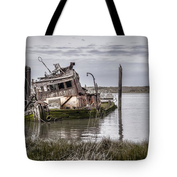 The Mary D. Hume Tote Bag by Heather Applegate