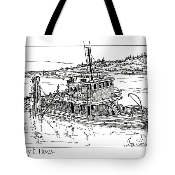 The Mary D. Hume Tote Bag by Ira Shander