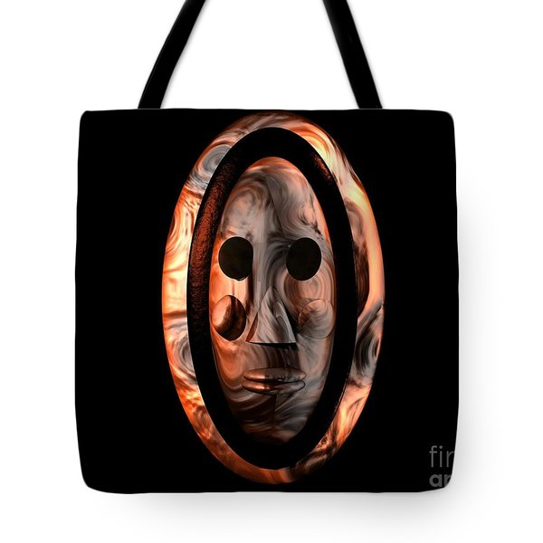 The Mask Series 1 Tote Bag