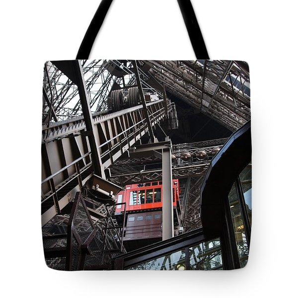 The Maze Tote Bag by Yvonne Wright