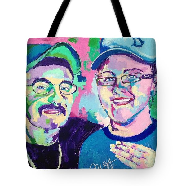 The Mccarthy's  Tote Bag