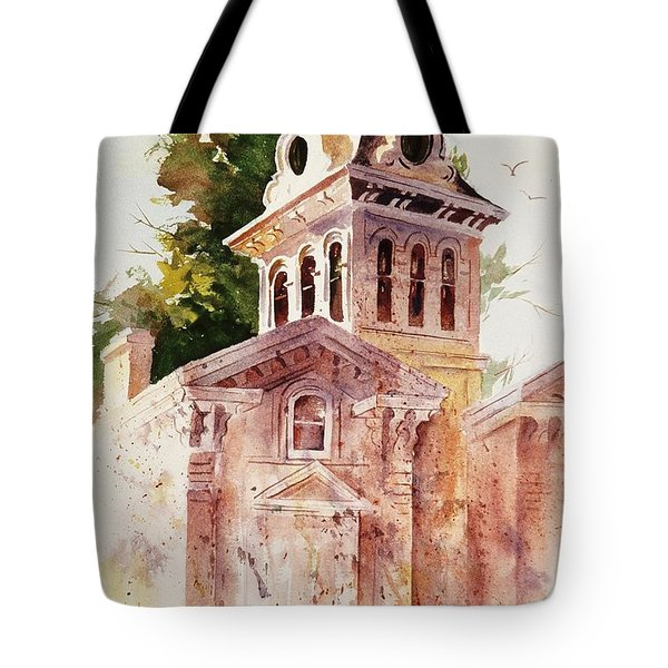 The Meek Estate Tote Bag