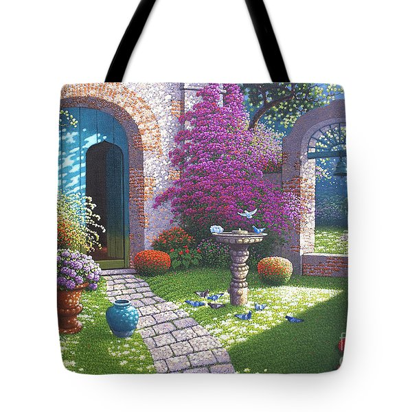 The Meeting Place Tote Bag