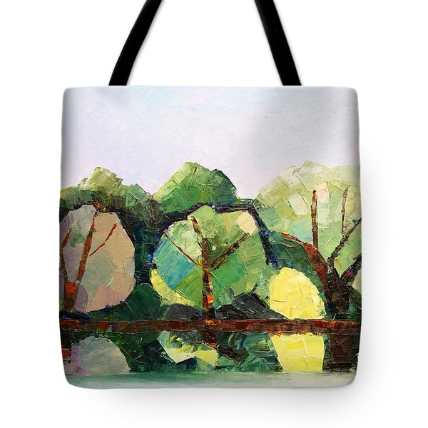 Emajogi Reflections Tote Bag