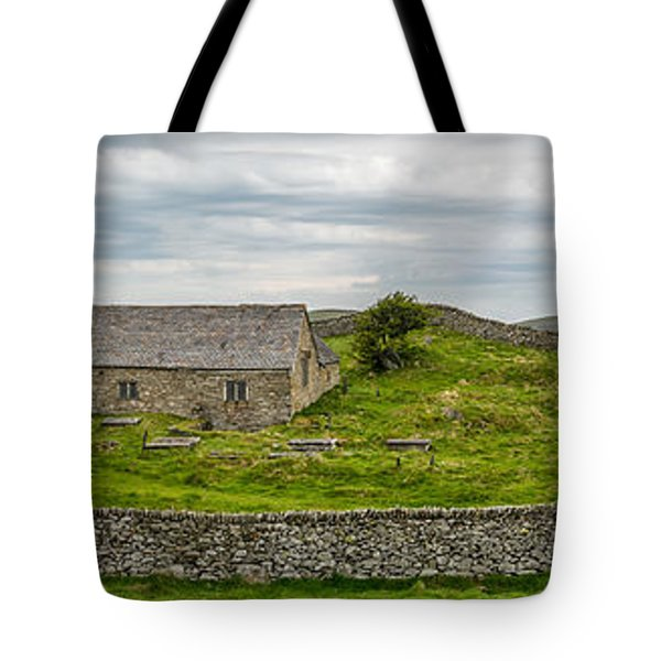 The Mens Chapel Tote Bag by Adrian Evans
