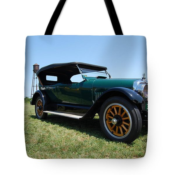 The Mercer Touring Coupe Tote Bag