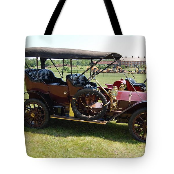 The Mercer Touring Sedan Tote Bag