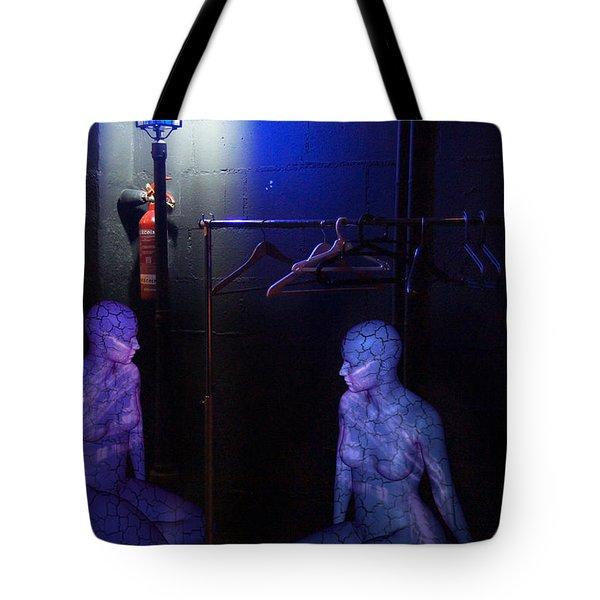 The Mermaids Dresser Tote Bag