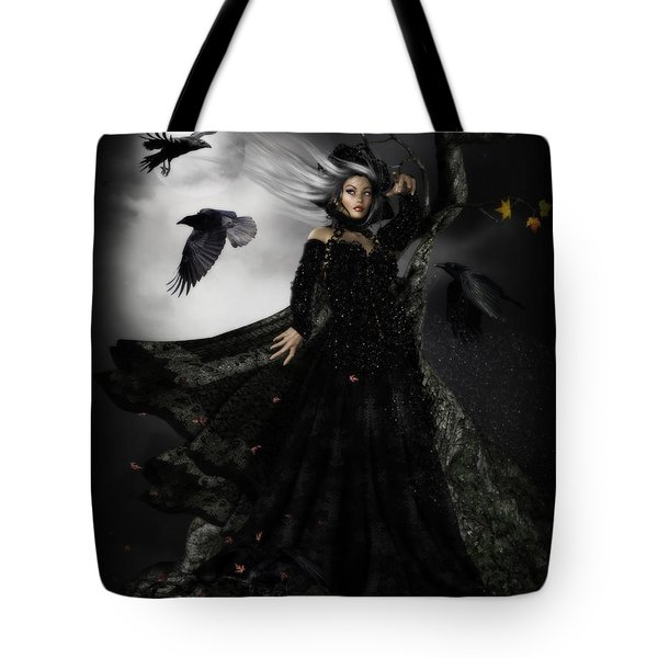 The Messengers Tote Bag