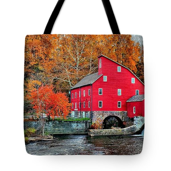 The Mill In Clinton Tote Bag