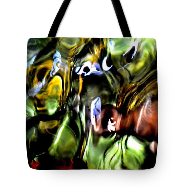 Tote Bag featuring the photograph The Mind's Eye  by Deena Stoddard