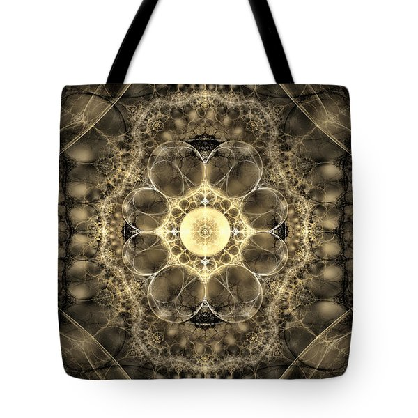 The Mind's Eye Tote Bag by GJ Blackman