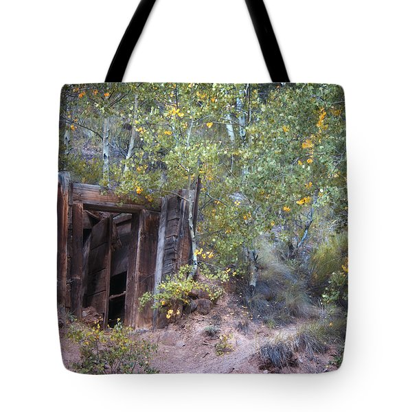 The Mine Shaft Tote Bag