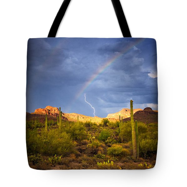 A Miracle Of Timing Tote Bag