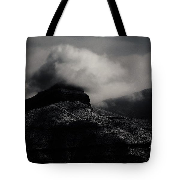 The Mist Tote Bag by Jessica Shelton