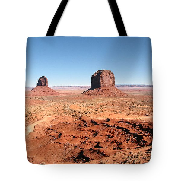 The Mittens Utah Tote Bag