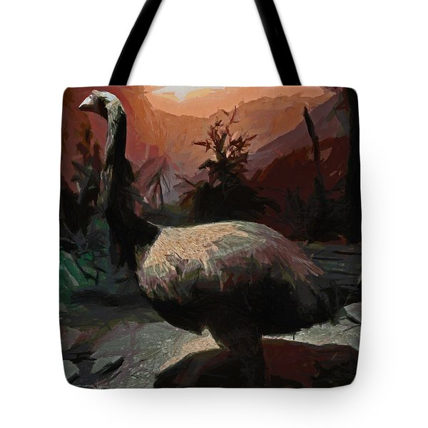 The Moa Tote Bag by Steve Taylor