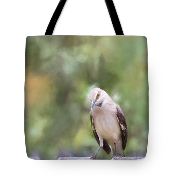 The Mockingbird Tote Bag