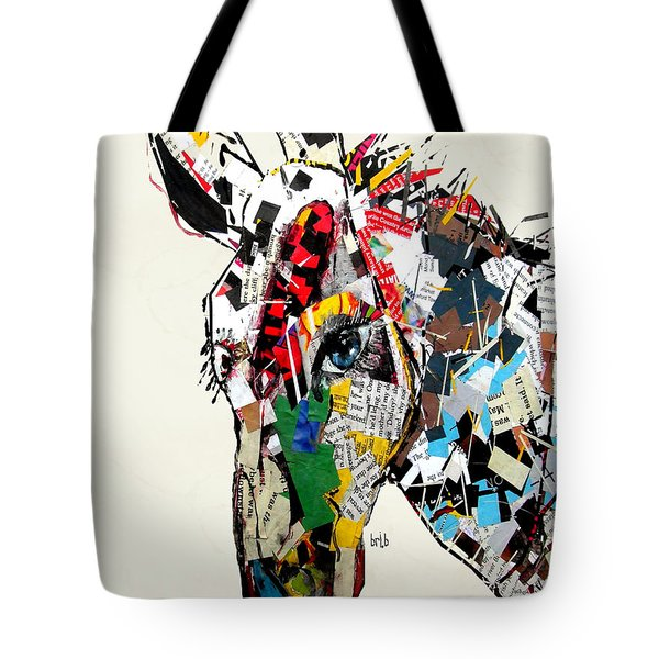 The Mod Donkey Tote Bag