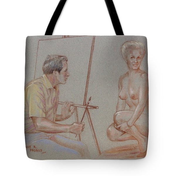 The Model Tote Bag