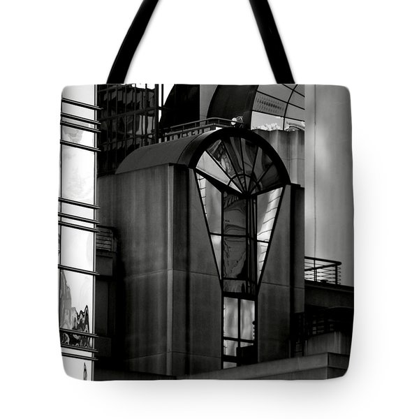 The Modern Highrise Tote Bag by Bill Gallagher